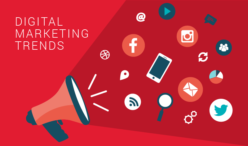 Top Digital Marketing Trends You Can't Overlook