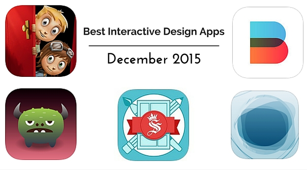Primotech Picks the Best Interactive Design Apps for December 2015