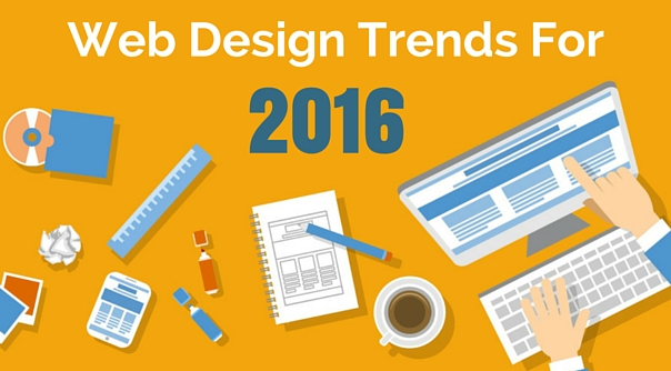 5 Web Design Trends & Predictions | 2016