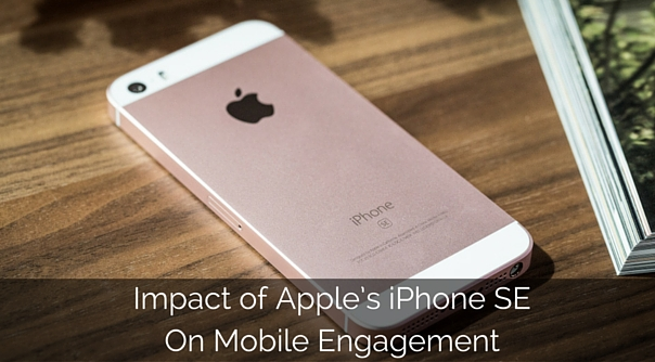 Impact of Apple's Newest iPhone on Mobile Engagement
