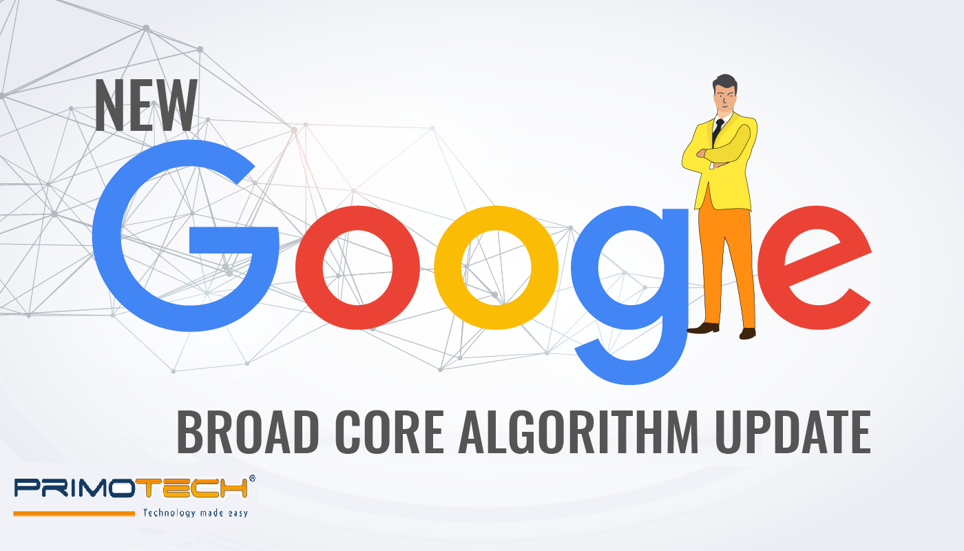 google broad core update