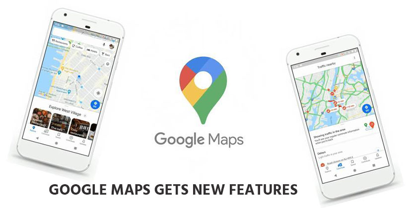 Google Maps App gets a New Icon, Interesting Transit Features, and more for 15th Birthday
