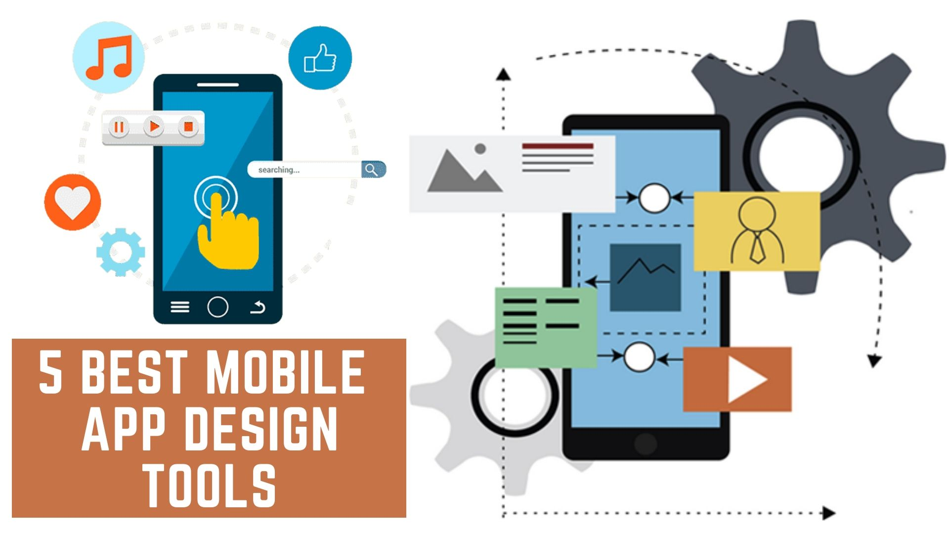 5 Best Mobile App Design Tools